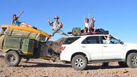 Keluarga ini memilih untuk membawa empat anaknya dalam perjalanan selama 10 bulan ke Afrika dan Amerika Selatan.