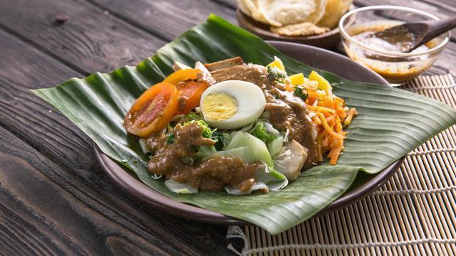 ilustrasi resep masakan bumbu kacang/masakapahariini.com