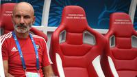 Pelatih Timnas Uni Emirat Arab, Ludovic Batelli, pernah meraih kesuksesan bersama Kylian Mbappe ketika menjuarai Piala Eropa U-19 2016.