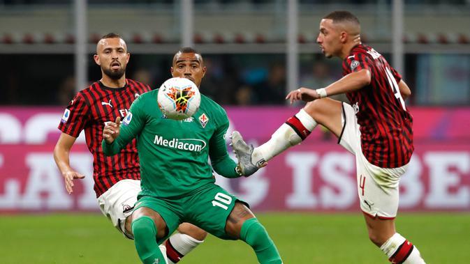 MU Ikut Ramaikan Perburuan Gelandang AC Milan