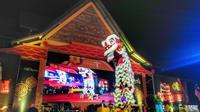 Festival Barongsai 2019 jadi ajang meraup wisman. (foto: dok. Kemenpar)