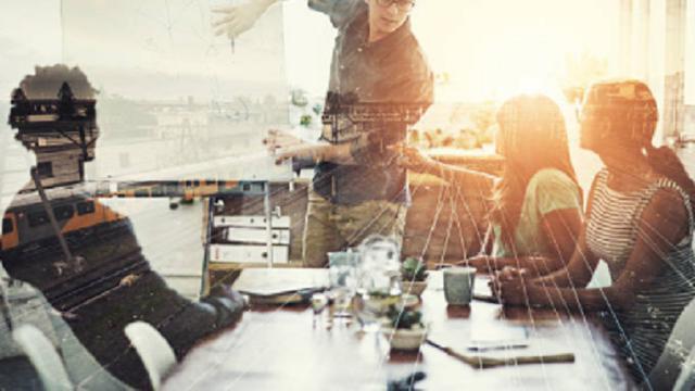 Ilustrasi pengusaha muda (iStock)
