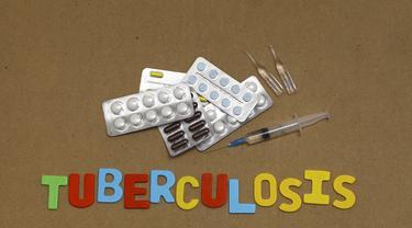 Ilustrasi TB - TBC (iStockphoto)