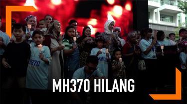 Sudah lima tahun pesawat MH370 hilang dan belum ditemukan. Keluarga penumpang menggelar acara dan berharap agar pencarian kembali dilakukan.
