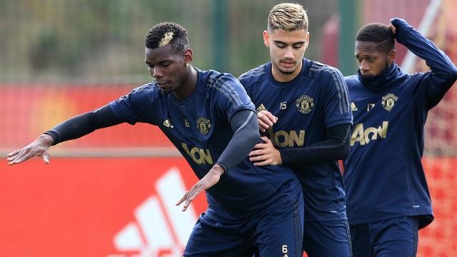 Latihan Manchester United
