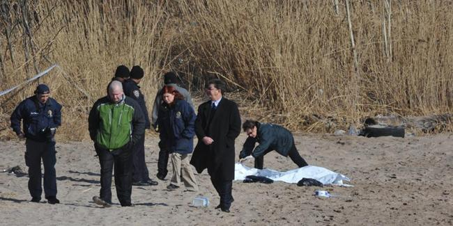 Tubuh Shaniesha ditemukan terbakar di Pantai Gerrison. | Foto: copyright news.asiantown.net