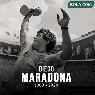 RIP - Diego Maradona