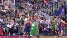 Berita video game recap NBA 2017-2018 antara Washington Wizards melawan Boston Celtics dengan skor 113-101.
