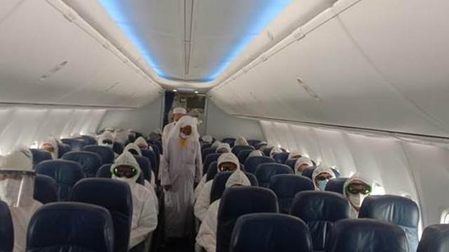Thai Lion Air Evakuasi 111 Warga Thailand dari Indonesia Akibat Krisis Corona Covid-19