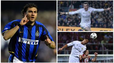 Inilah 7 rekor transfer sejak tahun 1999 yang empat diantaranya dilakukan klub raksasa Real Madrid. (AFP)