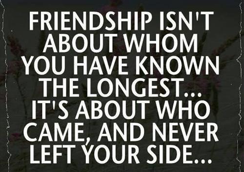Saat Sahabat Berubah Jadi Orang Asing Tetap Kenang