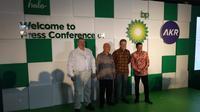 BP-AKR Menargetkan Buka 350 SPBU di Indonesia (Arief/Liputan6.com)