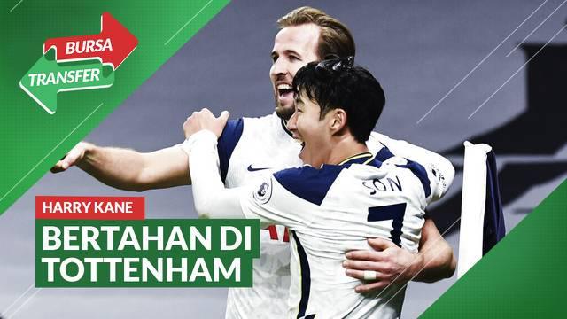 Berita Video, Harry Kane Pastikan Setia Bersama Tottenham Hotspur Hingga 2024