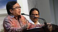 Menteri Keuangan Bambang Brodjonegoro
