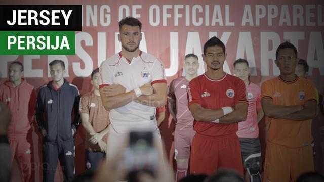 Berita video komentar pilihan 3 The Jak soal warna jersey Persija Jakarta. Warna apa yang mereka pilih, merah atau oranye?