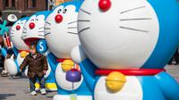 Beberapa SD dan TK di Jakarta Akan Kedatangan Tokoh Kartun Doraemon (Ilustrasi/iStockphoto)