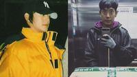 Mantan anggota grup Taesaja, Kim Hyung-jun, akui bahagia dengan kehidupan normalnya yang tak lagi jadi idola. (Sumber: Instagram/@hyungjun7754)