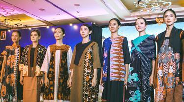 Pertemuan Tahunan Bank Indonesia Libatkan Banyak Pengrajin Batik