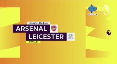 Berita video highlights Mola TV, Arsenal kalah 0-1 dari Leicester City pada pekan keenam Liga Inggris 2020/2021 yang digelar Senin (26/10/2020) dinihari WIB.