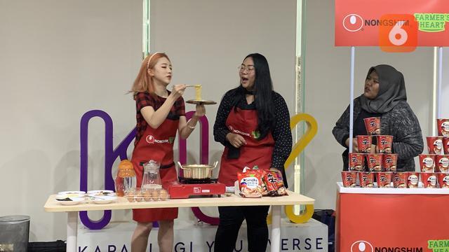 Alasan Orang Korea Makan Ramyun di Tutup Panci