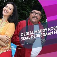 Tanggapan Maudy Koesnaedi Soal Perbedaan Film, Sinetron dan FTV Si Doel