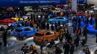 Detroit Motor Show 2020 dibatalkan karena Corona Covid-19. (Detroit Free Press)