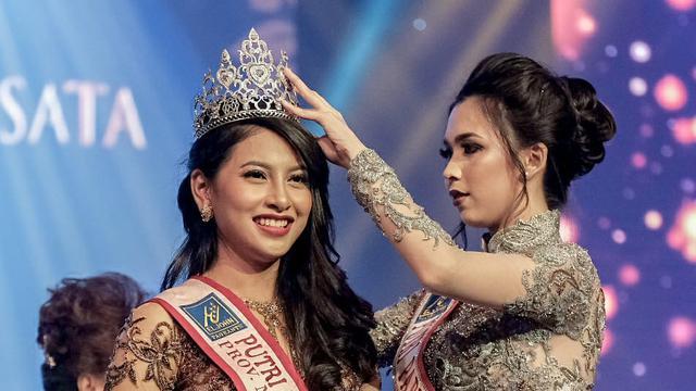 Putri Pariwisata Indonesia 2019 Lahirkan Juara Baru
