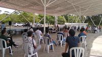 Pemerintah Kota Batam berencana menerapkan Pembatasan Sosial Skala Besar (PSBB). (Ajang/Liputan6.com)