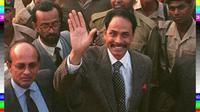 Hussain Muhammad Ershad. (AFP)