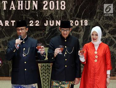 Duta Besar dan Tokoh Hadiri Malam Resepsi HUT ke-491 Kota Jakarta