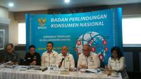 BPKN mengadakan konferensi pers Catatan Akhir Tahun 2019.