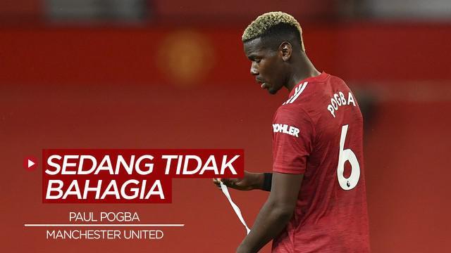 Berita video, pendapat Didier Deschamps akan penampilan Paul Pogba yang kurang maksimal bersama Manchester United