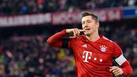 2. Robert Lewandowski (Bayern Munchen) - 8 gol (AFP/Mathias Balk)