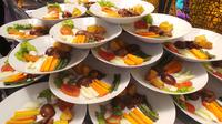 Selat solo ala Chilli Pari Catering milik Gibran Rakabuming. (Foto: Benedikta Desideria)