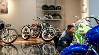 Bengkel Legendaris Arlen ness Motorcycles Amerika Serikat (Ist)