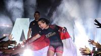 Petarung MMA wanita asal Indonesia di ajang ONE Championship, Priscilla Lumban Gaol, berpeluang menantang juara dunia. (Foto: ONE Championship)