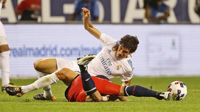 Real Madrid, MLS All-Star, Laga Pramusim
