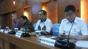 3 Menteri Kumpul Bahas Ketahanan Energi