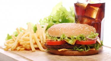 Hindari Makanan Junk Food