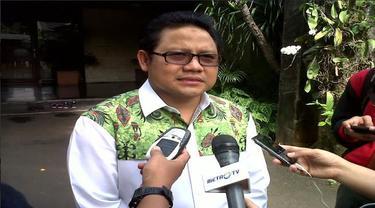 Ketua Umum PKB Muhaimin Iskandar