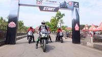 Begini Cara Pecinta Honda CBR Belajar Balapan (Foto: AHM)