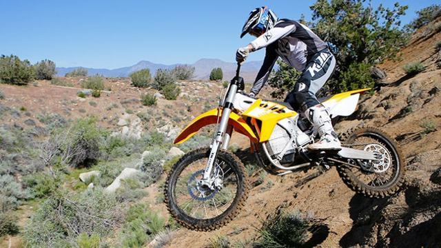 Dirt Biket Test