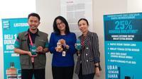 Foto dari pihak Project Director Johnson & Johnson, LISTERINE dan Indonesia Mengajar (dok Liputan6.com/Ossid Duha Jussas Salma)