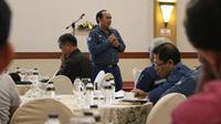 PT Krakatau Industrial Estate Cilegon (PT KIEC) mengadakan acara Sharing Session & Koordinasi Lingkungan dengan seluruh tenant di Kawasan Industri Krakatau