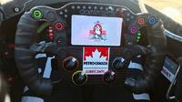 Layar setir baru IndyCar (Foto: Racer)