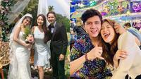 Pernikahan Reza Alisyahbana (Sumber: Instagram/