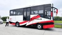 Bus listrik E-Inobus. (ist)
