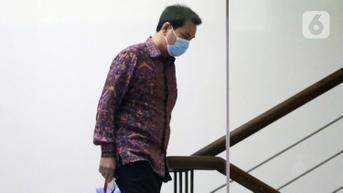 Saksidari Polri Akui Kenalkan Eks Penyidik KPK Robin ke Azis Syamsuddin