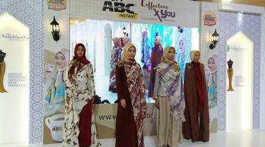 Trend Look Fashion Hijab ala Coffeetone, Sehangat Secangkir Kopi