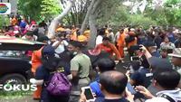 Setelah berhasil dievakuasi, para korban kemudian dibawa ke Rumah Sakit Sanglah Denpasar untuk divisum.